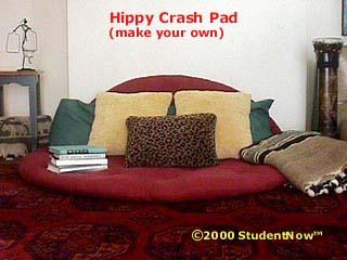 Hippy Crash Pad